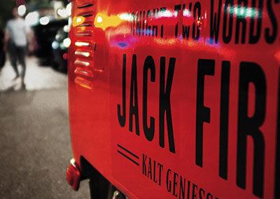 JACK FIRE – Roadshow