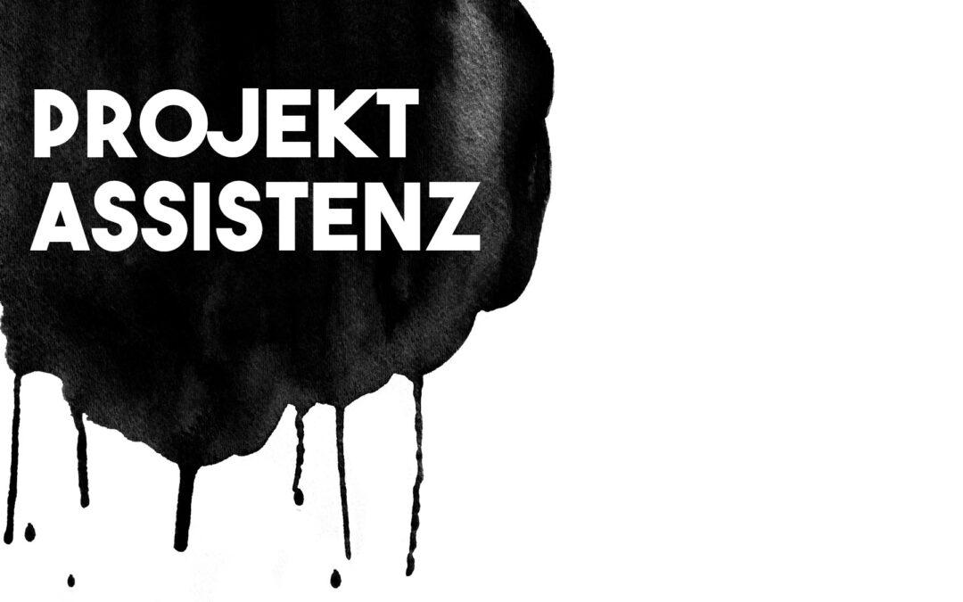 Projektassistenz (m/w/d)